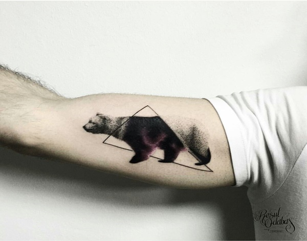 75+ Bold Bear Tattoo Designs, Ideas & Meaning
