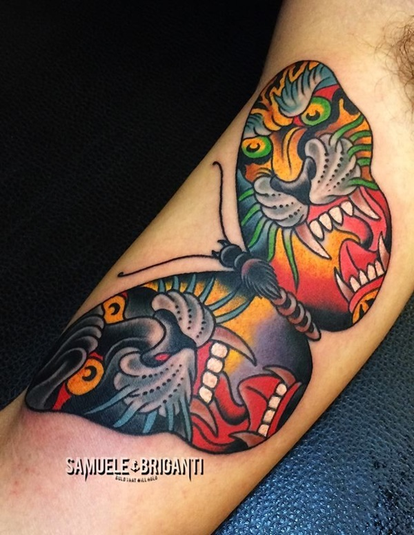 Cool Neo Traditional Tattoo Designs, Ideas & Meaning
