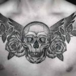 39 Stylish Sugar Skull Tattoo Designs