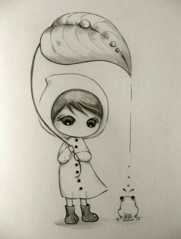75 Easy And Cool Drawing Ideas For Beginners To Try - Buzz ...