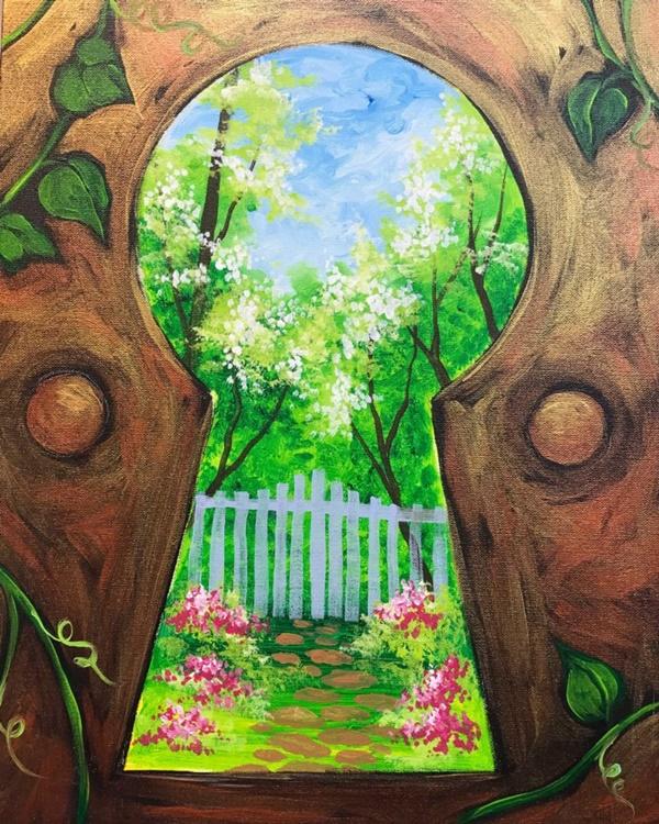 43 Easy Acrylic Canvas Painting Ideas For Beginners , Buzz Hippy