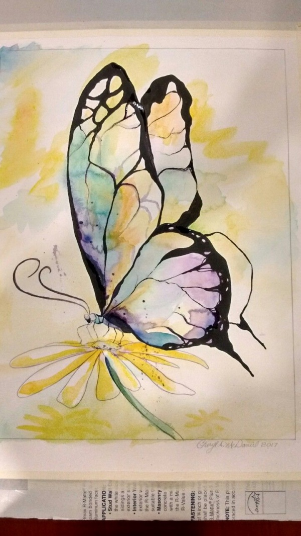Super Cute Animal Watercolor Painting For Beginners