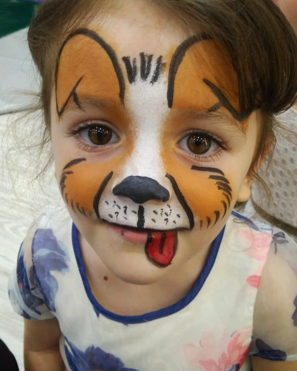 Easy Face Painting Ideas For Kids