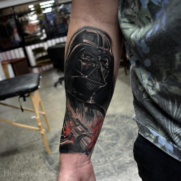 Amazing Star Wars Tattoo Ideas For Men