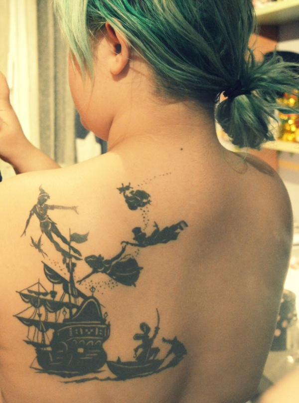 Best Peter Pan Tattoo Designs And Ideas To Try