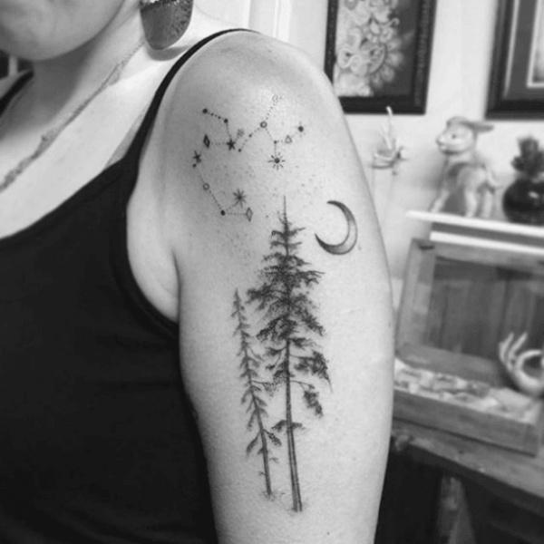 Best Sagittarius Constellation Tattoo To Get Inked
