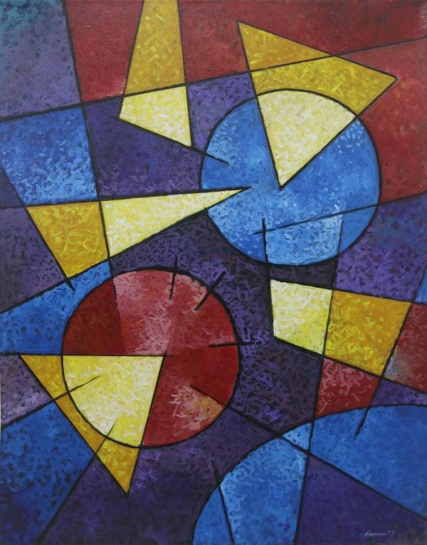 Examples Of Abstract Painting Ideas For Beginners