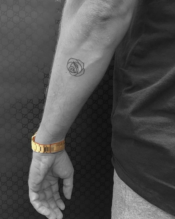 Meaningful Tiny Tattoos For Men To Get Inked