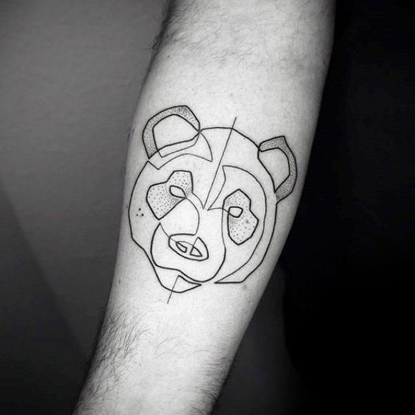 Single Line Tattoo Ideas To Try This Year